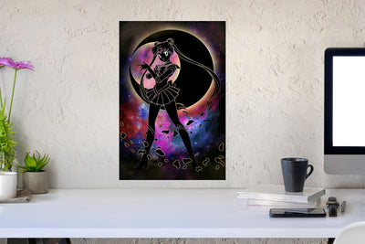 [Small Canvas] Cosmic Sailormoon