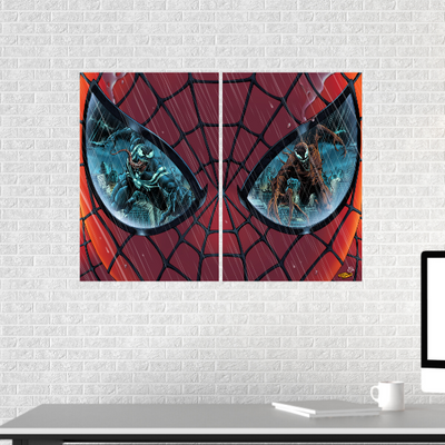 Spider Eyes Set [12x18 Canvas]