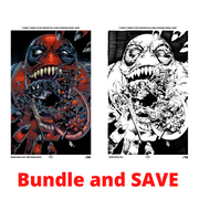 Venompool -Limited Edition Art Print (10 Only)-PREORDER