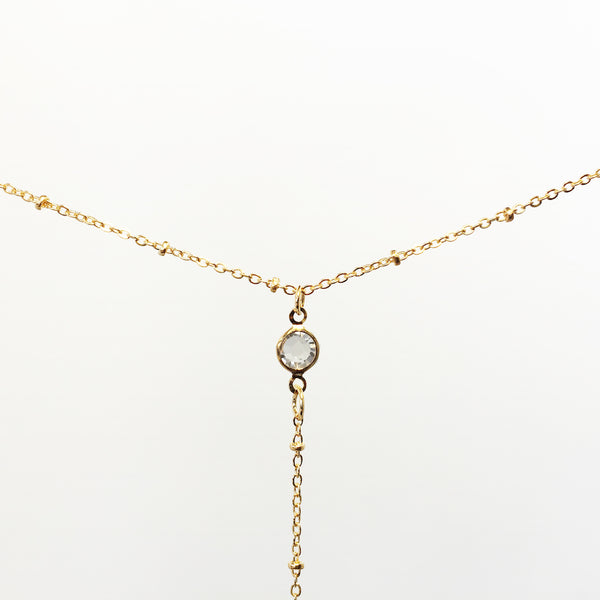 Isabella Beauty Necklace