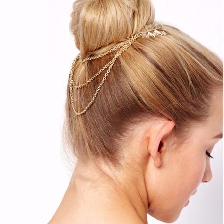 Lovely Lady Hairpin (Hairpin) - Chizmiiz Boutique