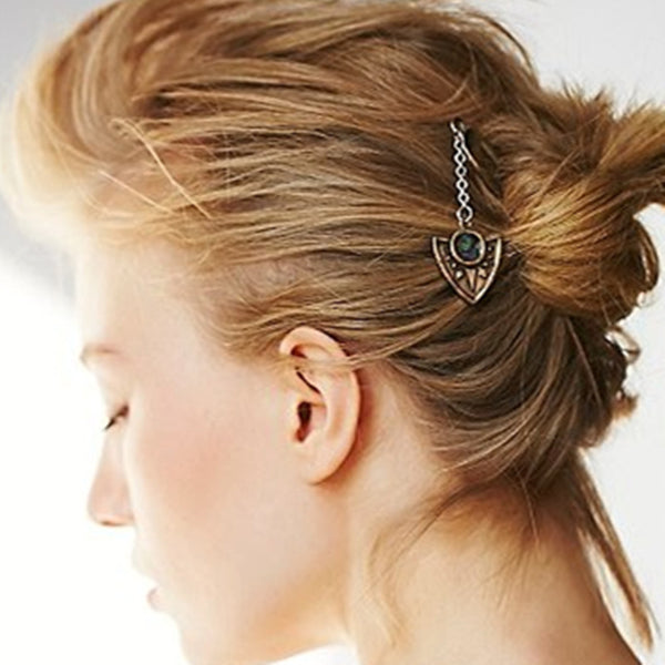 Piece of Heaven Hairpin (Hairpin) - Chizmiiz Boutique