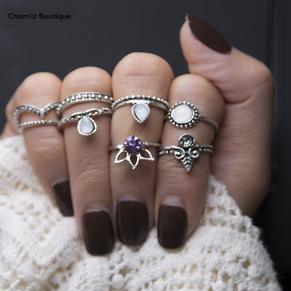 Fairy of the Moon Rings