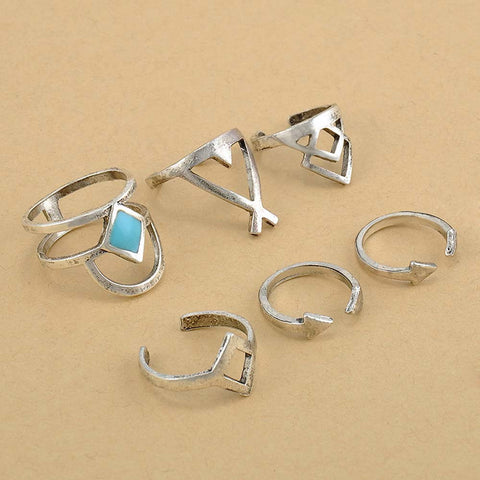 The Charm Rings