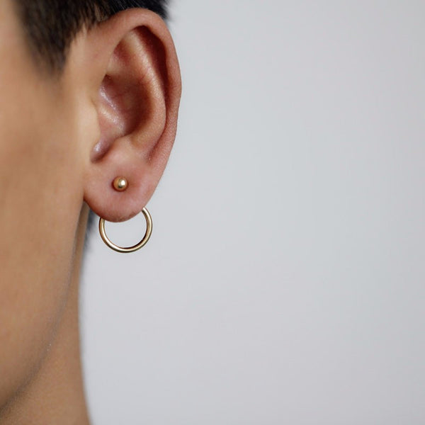 God of Rivers Earrings (Earring) - Chizmiiz Boutique