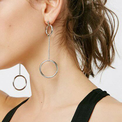 Life is Fun Earrings (Earring) - Chizmiiz Boutique