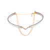 The Charming Star layer Necklace (Necklace) - Chizmiiz Boutique