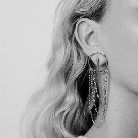 The Hades Earrings (Earring) - Chizmiiz Boutique