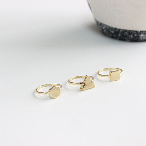 Linnea Rings (Ring) - Chizmiiz Boutique