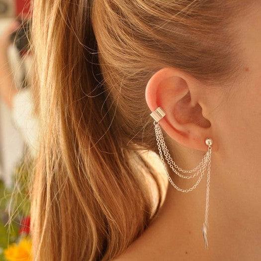 Charming Princess Earrings (Earring) - Chizmiiz Boutique