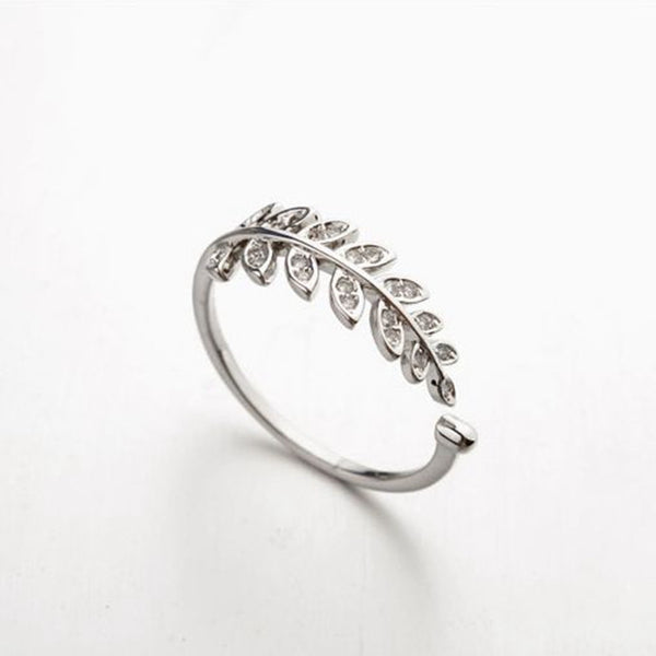 Willow leaves Ring