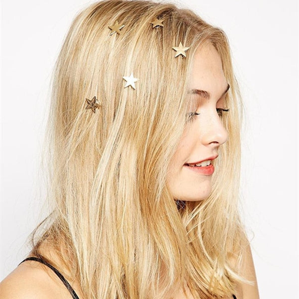 Stars in my Eyes Hairpin
