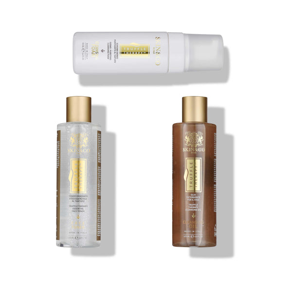 Truffle Therapy Super Skin Set | SKIN&CO