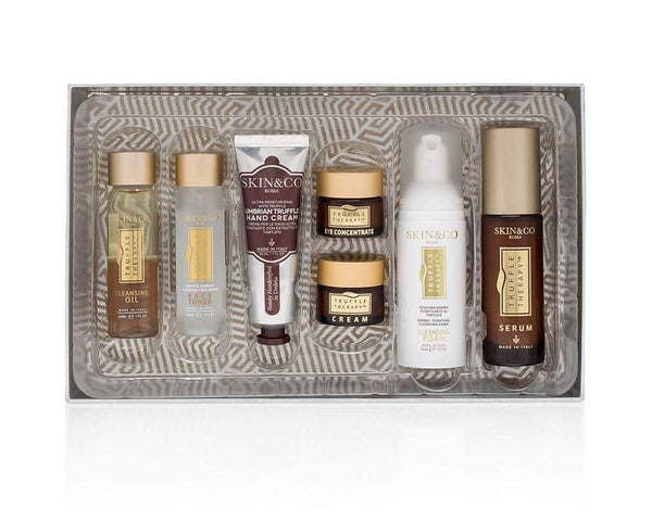 La Collezione - Truffle Therapy Intro Collection | SKIN&CO