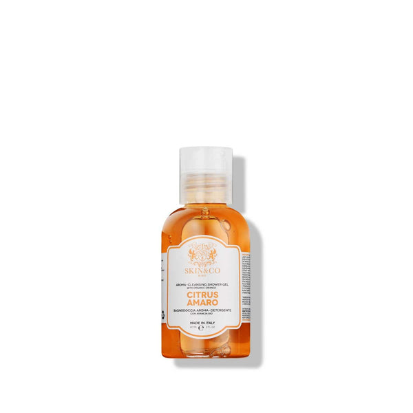 Citrus Amaro Shower Gel Travel Deluxe | SKIN&CO