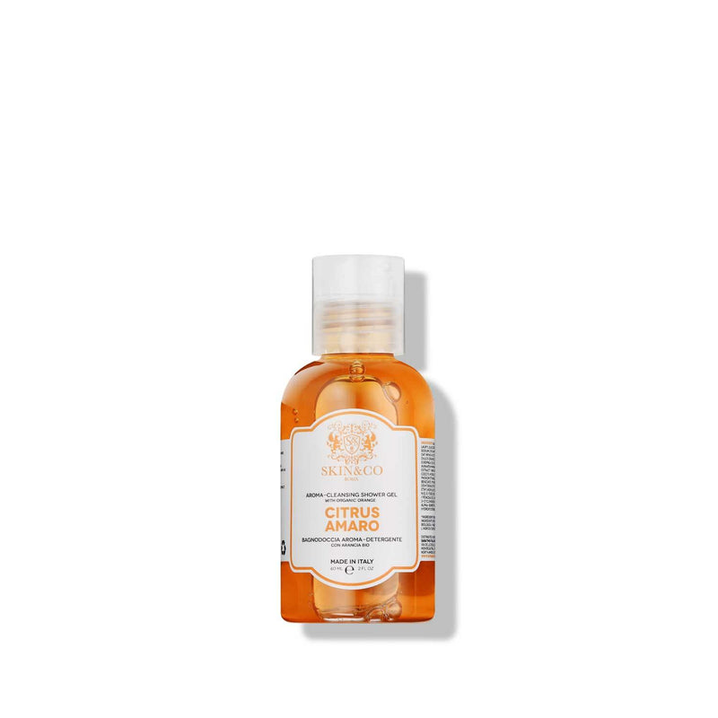 Citrus Amaro Shower Gel Travel Deluxe