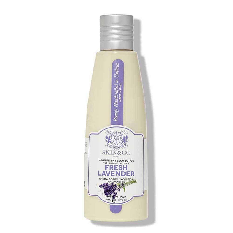 Fresh Lavender Body Lotion - front