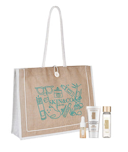 Summer Glow Beach Tote | Complimentary Gift with Purchase