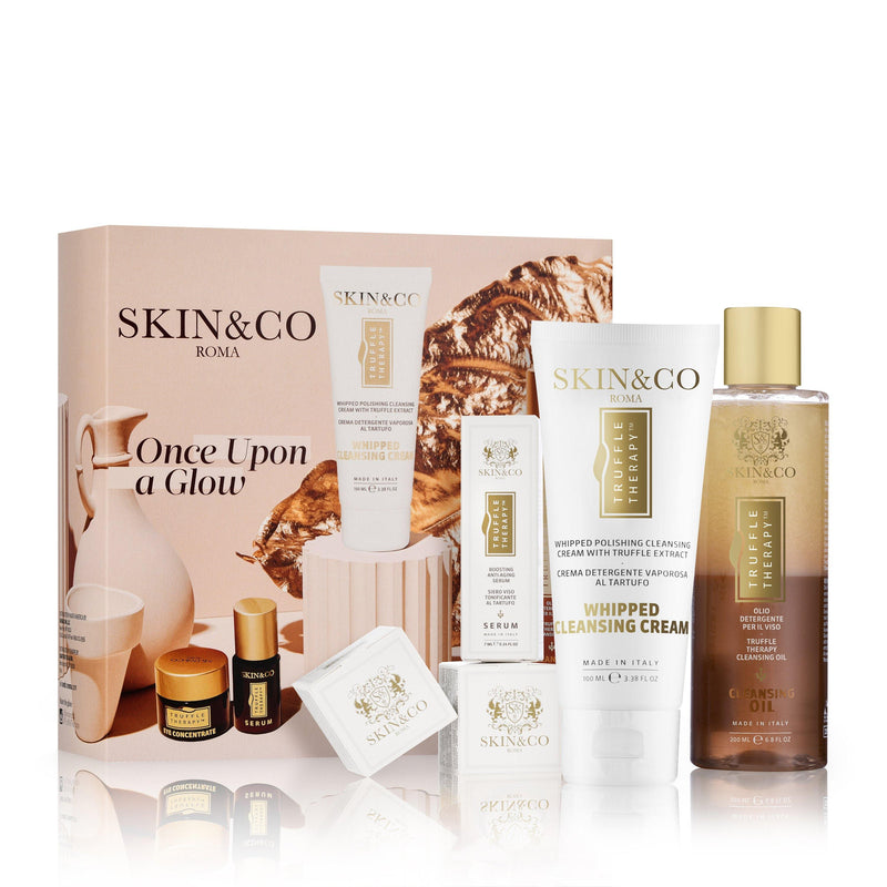 Once Upon a Glow Holiday Luxe Gift | SKIN&CO