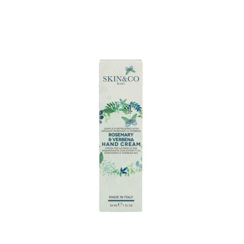 Rosemary & Verbena Hand Cream