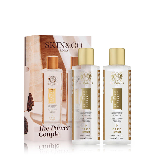 The Power Couple | SKIN&CO