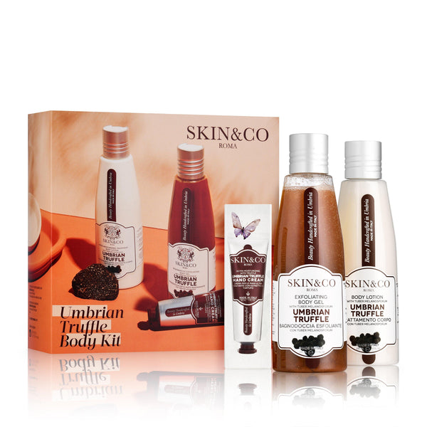 Umbrian Truffle Body Kit | SKIN&CO