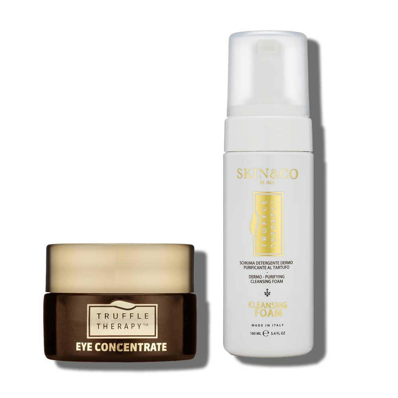 Truffle Therapy Bright Eye-Dea Set | SKIN&CO