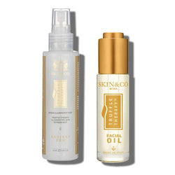 Truffle Therapy Ultra-Pure Facial Oil + Radiant Dew - front