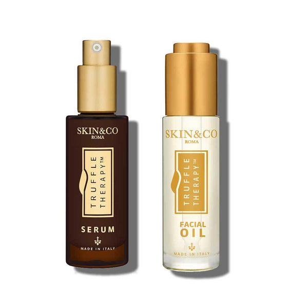 Truffle Therapy Serum + Ultra-Pure Facial Oil - front