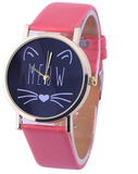 Cat Meow Watch