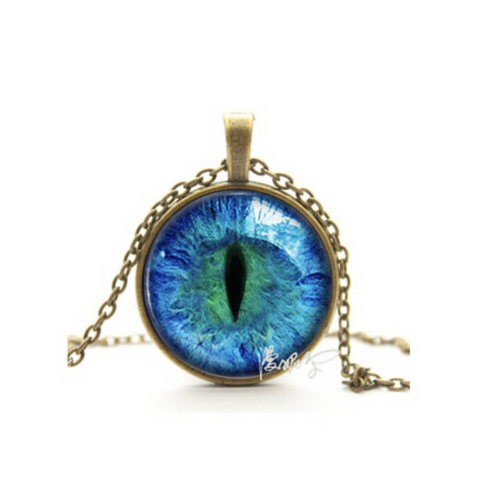 Cat Eye Necklace