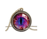 Cat Eye Necklace- Free + Shipping