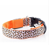 Flashing LED Dog Pet Collar