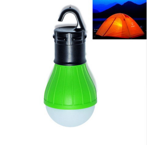 Outdoor Hanging LED Camping Lamp-Free + Shipping