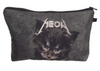 3D Cat Cosmetics Makeup Bag-Free +Shipping