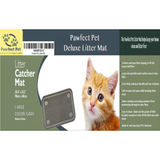 Cat Litter Box Trapping Mat