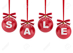 Holiday Christmas Sale at Pacesetter Fitness