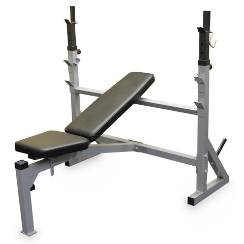 Valor Fitness-Valor Fitness BF-39 Olympic Adj. Bench Inc. Decline-Weight Bench-PACESETTER FITNESS