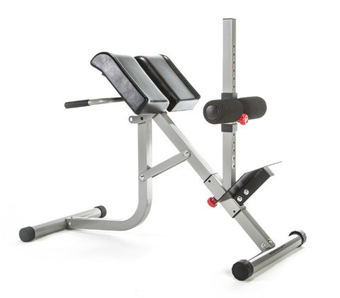 BodyCraft F670 45/60/90 Hyper Extension/Oblique/Ab Roman Chair - PACESETTER FITNESS
