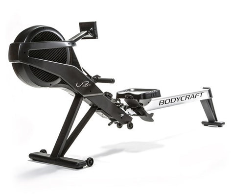Body Craft-BodyCraft VR400 Pro Commercial Rower w/Air/Magnetic Resistance-Rowing Machine-PACESETTER FITNESS