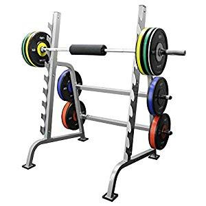 Valor Fitness BD-19 Squat/Bench Sawtooth Rack - PACESETTER FITNESS