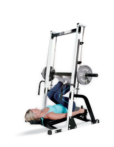 Yukon-Yukon Fitness - ALP-150	Angled Leg Press-Power Rack-PACESETTER FITNESS