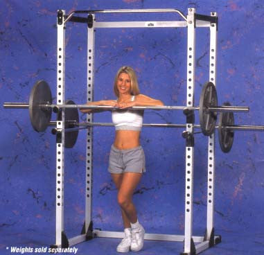 Yukon-Yukon Fitness - PRK-127	Power Rack (short base)-Power Rack-PACESETTER FITNESS