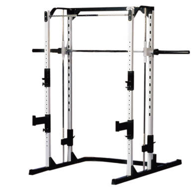 Yukon-Yukon Fitness - CPR-143	Caribou III (Rack only)-Home Gym-PACESETTER FITNESS