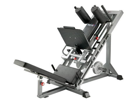 BodyCraft F660 Linear Bearing Hip Sled - PACESETTER FITNESS