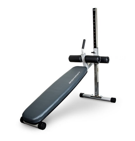 BodyCraft F680 Adjustable Decline Ab Board - PACESETTER FITNESS