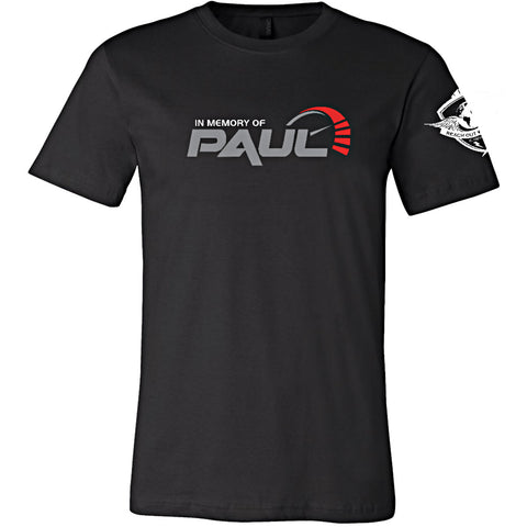 In Memory of Paul Event Tee