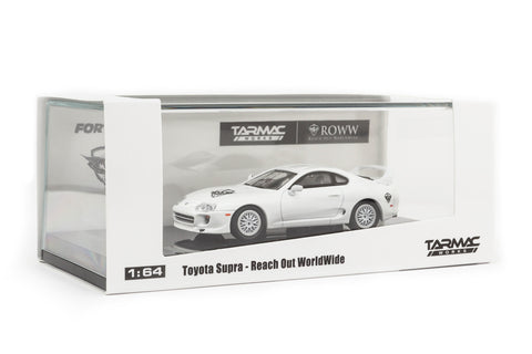 For Paul Toyota Supra 1/64 Diecast