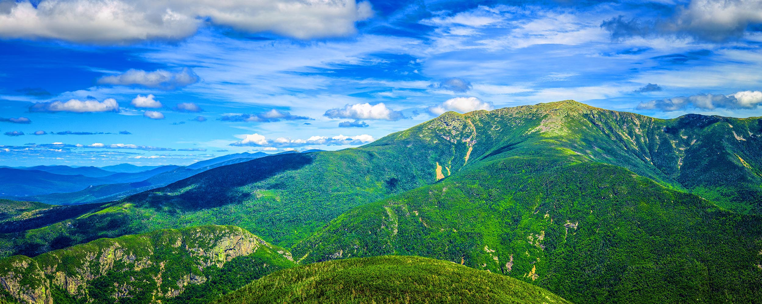 Franconia Ridge - White Mountains, New Hampshire