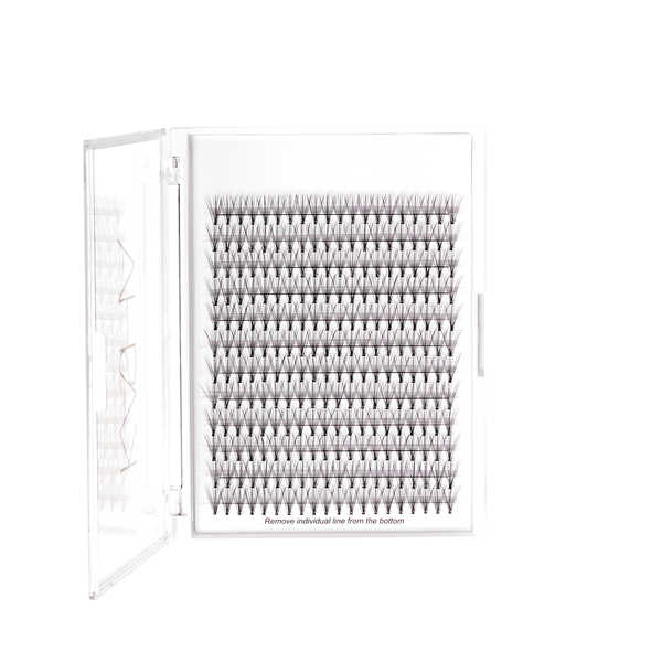 INDIVIDUAL EYELASH PRO PACK- 12MM LONG